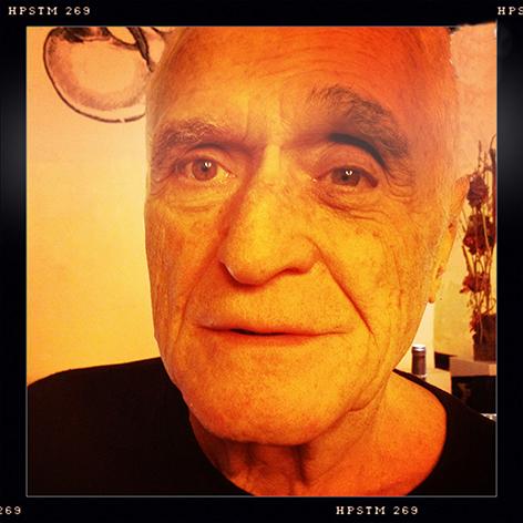 John Giorno(1936_2019) at Palais de Tokyo November 2015